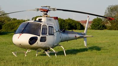 D-HMEG - Aérospatiale AS 350B2 Ecureuil - DHD Heliservice