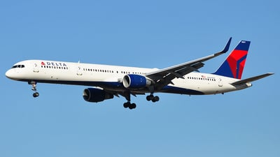 N587NW - Boeing 757-351 - Delta Air Lines