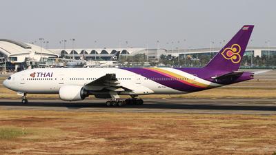 A picture of HSTJH - Boeing 7772D7 - [27733] - © Wuweican