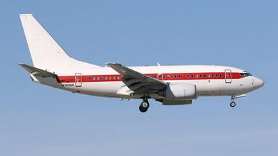N365SR - Boeing 737-66N - EG&G