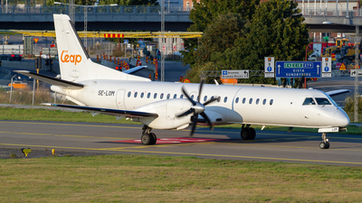 A picture of SELOM - Saab 2000 -  - © Henrik Nilsson