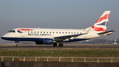 G-LCYE - Embraer 170-100STD - BA CityFlyer