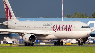 A7-AEI - Airbus A330-302 - Qatar Airways