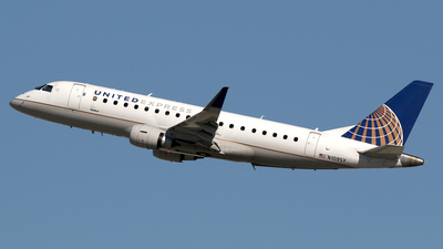 N109SY - Embraer 170-200LR - United Express (SkyWest Airlines)