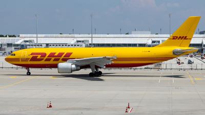 A picture of DAEAC - Airbus A300B4622R(F) - DHL - © Markus Schwab