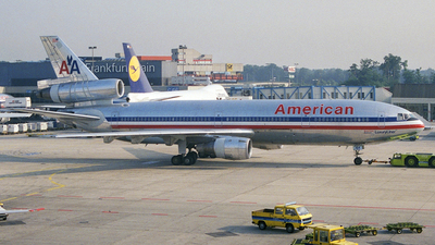 N164AA - McDonnell Douglas DC-10-30 - American Airlines