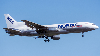 SE-DTC - Lockheed L-1011-1 Tristar - Nordic East Airways