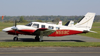 N559C - Piper PA-34-220T Seneca V - Private