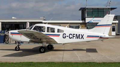 G-CFMX - Piper PA-28-161 Cherokee Warrior II - Private