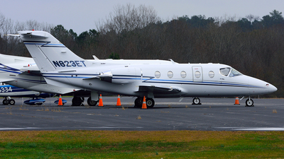A picture of N823ET - Hawker Beechcraft 400XP - [RK360] - © Agustin Anaya