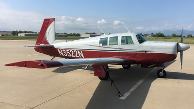 N3522N - Mooney M20F - Private