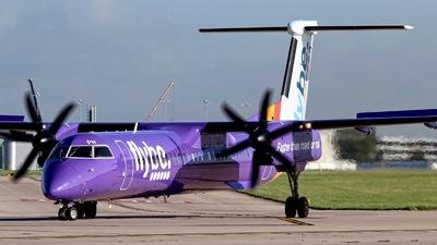 G-PRPH - Bombardier Dash 8-Q402 - Flybe