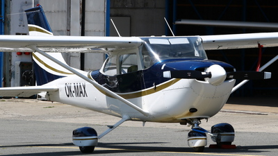 OK-MAX - Reims-Cessna FR172H Reims Rocket - Private