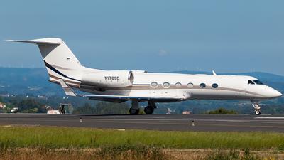 A picture of N178SD - Gulfstream G450 - [4111] - © jose luis maquieira