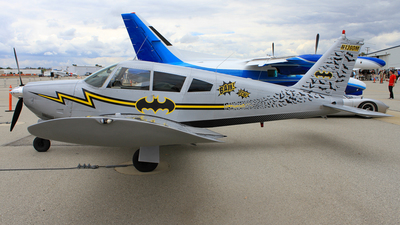 A picture of N139DM - Piper PA28R200 - [28R35262] - © Derin