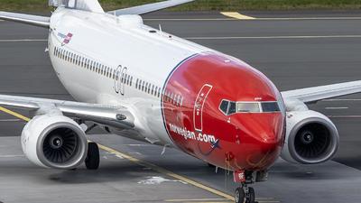 SE-RRF - Boeing 737-8JP - Norwegian