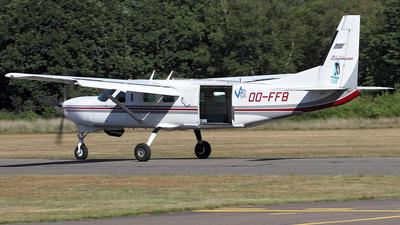 OO-FFB - Cessna 208B Super Cargomaster - Paracentrum Vlaanderen