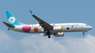B-1551 - Boeing 737-86X - 9Air