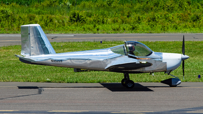 N452US - Vans RV-12 - Private