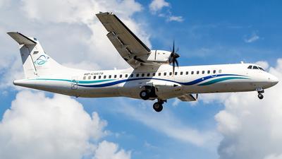 RP-C6678 - ATR 72-212A(500) - Royal Star Aviation