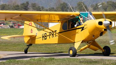 HB-PRT - Piper PA-18-150 Super Cub - Private