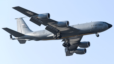 60-0335 - Boeing KC-135T Stratotanker - United States - US Air Force (USAF)