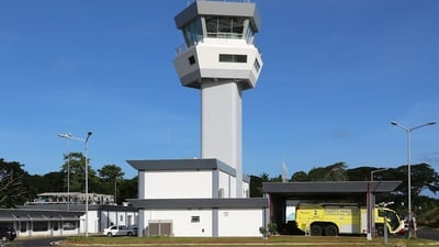 RPVP - Airport - Control Tower
