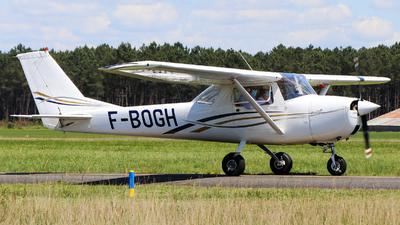 A picture of FBOGH - Cessna F150G - [F1500103] - © Sebastien David