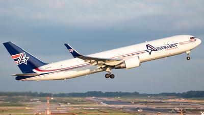 N349CM - Boeing 767-323(ER)(BDSF) - Amerijet International