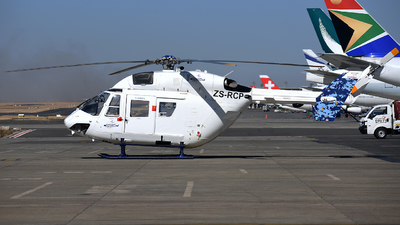 ZS-RCP - Eurocopter BK117 - Private