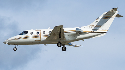 A picture of PPMFL - Hawker Beechcraft 400XP - [RK520] - © Marcos Marcel