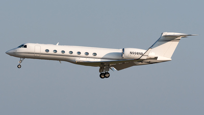 N998NB - Gulfstream G550 - Private