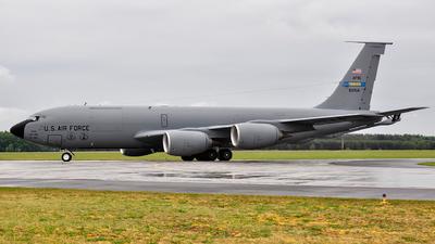 58-0058 - Boeing KC-135R Stratotanker - United States - US Air Force (USAF)