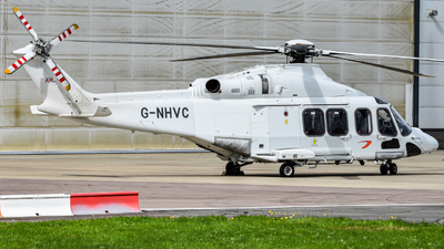 G-NHVC - Agusta-Westland AW-139 - Noordzee Helikopters Vlaanderen (NHV)
