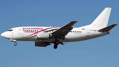 SU-KHM - Boeing 737-5C9 - Alexandria Airlines