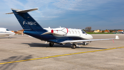 F-HSHC - Cessna 525 CitationJet M2 - Ixair