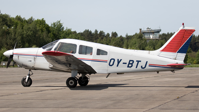 OY-BTJ - Piper PA-28-181 Archer II - Private