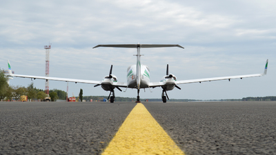 EX-11001 - Diamond DA-42 MNG - Sky KG Airlines