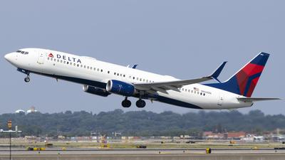 N804DN - Boeing 737-932ER - Delta Air Lines