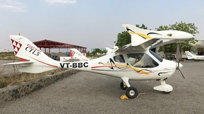 VT-BBC - Flight Design CT-LS - Carver Aviation