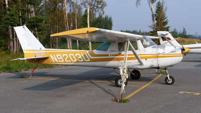 N9203U - Cessna 150M - Private