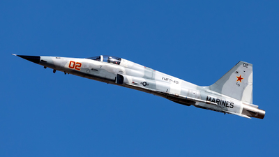 761527 - Northrop F-5N Tiger II - United States - US Navy (USN)