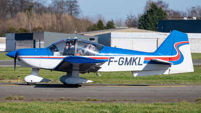 F-GMKL - Robin R2160D - Private