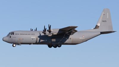 5629 - Lockheed Martin C-130J-30 Hercules - Norway - Air Force