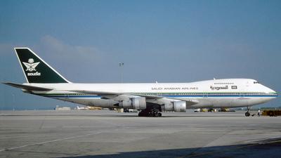 TF-ABR - Boeing 747-133 - Saudi Arabian Airlines (Air Atlanta Icelandic)