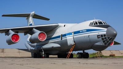 RA-76686 - Ilyushin IL-76MD - Russia - 224th Flight Unit State Airline