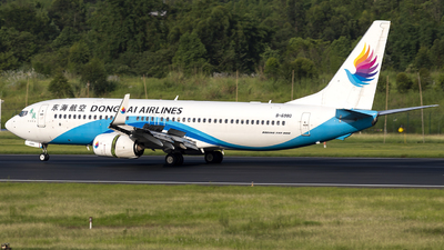 B-6980 - Boeing 737-83Z - Donghai Airlines