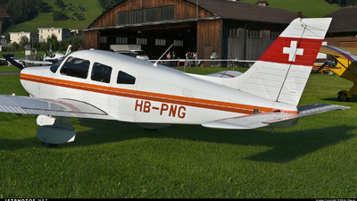 HB-PNG - Piper PA-28-161 Warrior II - Flugbetriebs AG Sarnen-Kägiswil