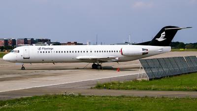 PH-CXK - Fokker 100 - Valahia Air
