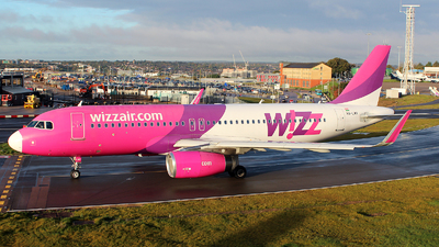 A picture of HALWV - Airbus A320232 - Wizz Air - © n94504